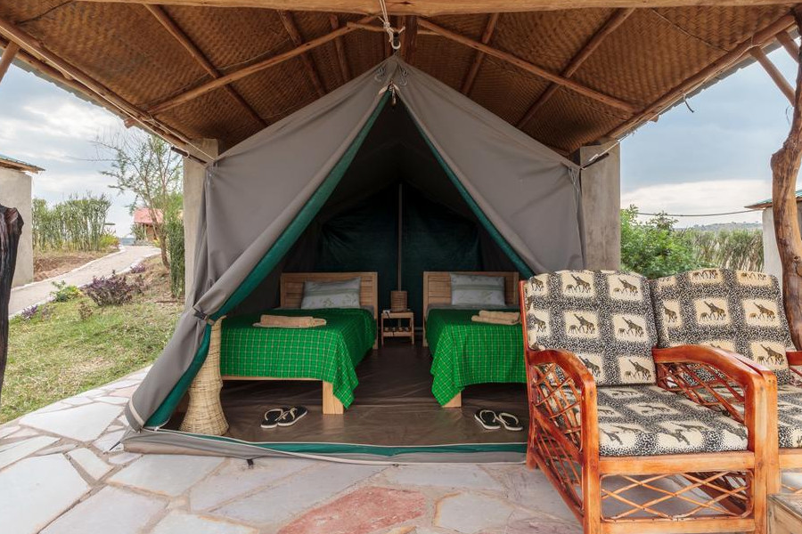 Mburo eagles nest lodge